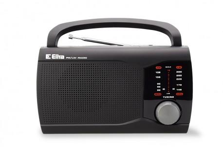 EWA Odbiornik radiowy model 201 czarny