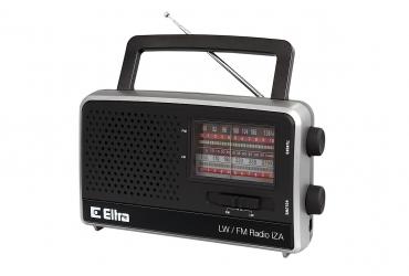 IZA 2 Odbiornik radiowy model 430 czarny