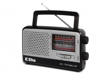 IZA 2 Odbiornik radiowy model 430 szary