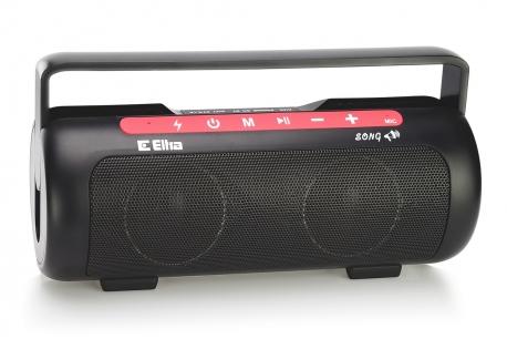 SONG Głośnik bluetooth MP3 AUX Power BANK model BT-507 czarny