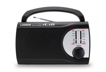 BASIA Odbiornik radiowy model 205 czarny