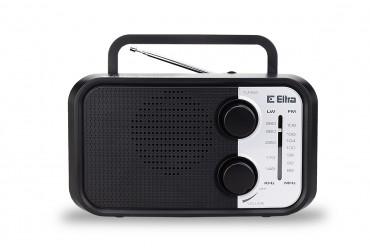 DANA Odbiornik radiowy model 206 czarny