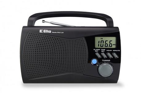 KINGA 2 Odbiornik radiowy model 300 czarny
