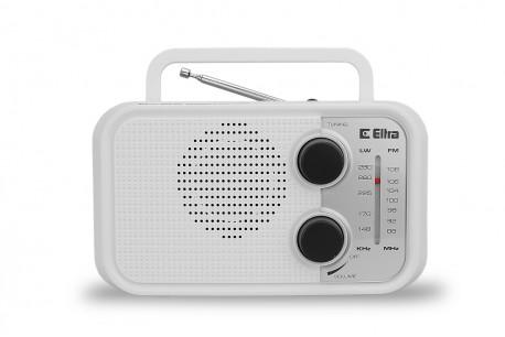 DANA Odbiornik radiowy model 206 biała