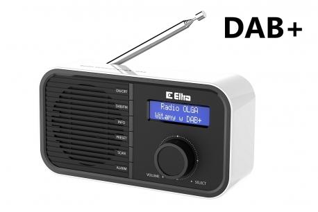 OLGA Radio z cyfrowym strojeniem DAB+ model 26 DAB