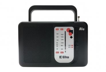 ALA Odbiornik radiowy model 9488 czarny