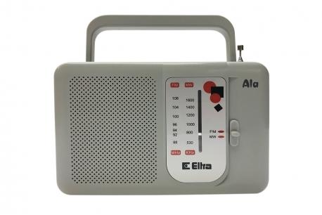 ALA Odbiornik radiowy model 9488 szary
