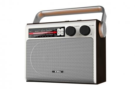 CELINA Odbiornik radiowy MP3 USB model 590U czarny