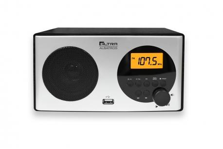 ALBATROS radio w drewnianej obudowie BLUETOOTH MP3