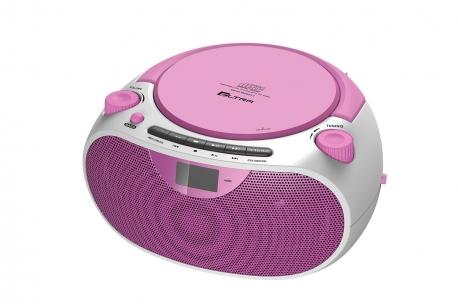 MASZA 2 Radioodtwarzacz CD MP3 USB SD model CD53USB czarny