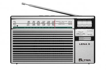 LENA 5 Odbiornik radiowy MP3 USB SD model 218U