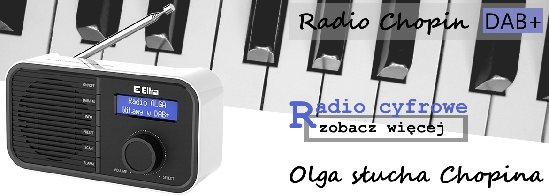 OLGA radio cyfrowe DAB+